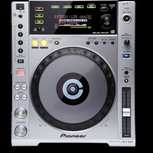 Pioneer CDJ-850 speler huren