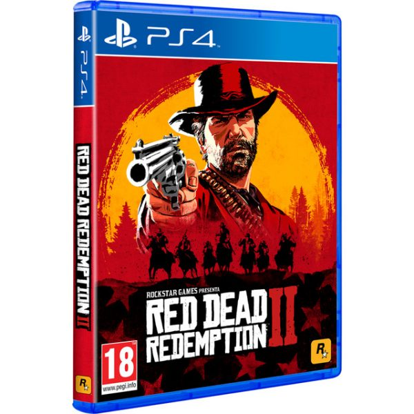 Red Dead Redemption 2 -PS4 game huren