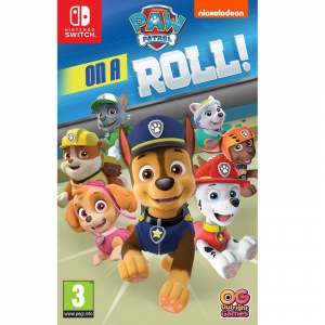 Paw Patrol - On A Roll -PS4 game huren