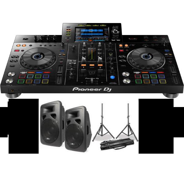 DJ set 3 huren