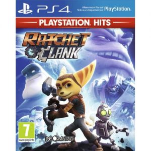 Ratchet & Clank -PS4 game huren