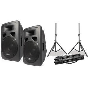Skytec JPA-15 SP1500A 800watt active speaker