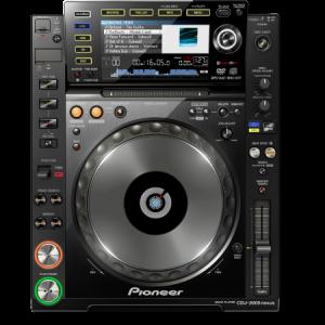 Pioneer cdj-2000 nexus huren