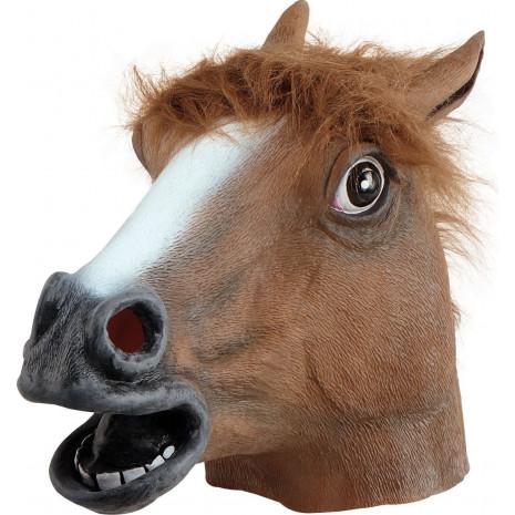 paarden masker huren